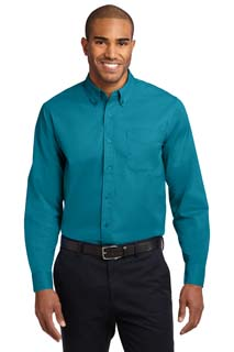 TLS608 - TLS608 - Port Authority Tall Long Sleeve Easy Care Shirt