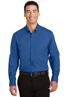 TS663 - TS663 - Port Authority Tall SuperPro Twill Shirt